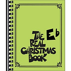 Hal Leonard The Real Christmas Book E Flat Edition (240346)