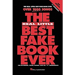Hal Leonard The Real Little Best Fake Book Ever 3rd Edition in C (240017)