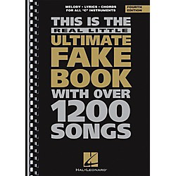 Hal Leonard The Real Little Ultimate Fake book 3rd Edition (240027)
