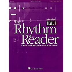 Hal Leonard The Rhythm Reader - A Practical Rhythm Reading Course Student Edition (866001)