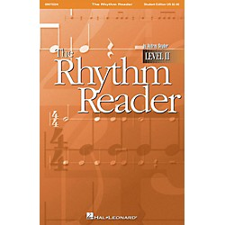 Hal Leonard The Rhythm Reader II - A Practical Rhythm Reading Course Student Edition (9970224)