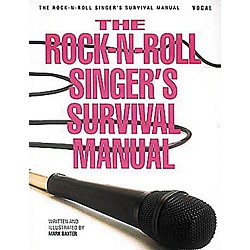 Hal Leonard The Rock-N-Roll Singer's Survival Manual Book (660176)