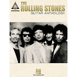 Hal Leonard The Rolling Stones Guitar Tab Anthology Songbook (690631)