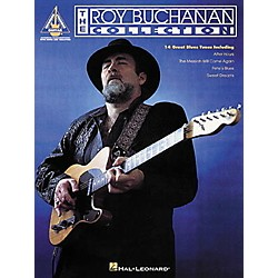 Hal Leonard The Roy Buchanan Collection Guitar Tab Songbook (690168)