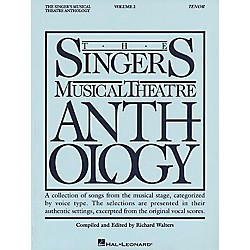 Hal Leonard The Singer's Musical Theatre Anthology - Volume 2 (747032)
