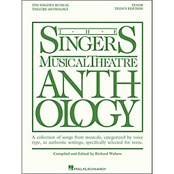 Hal Leonard The Singer's Musical Theatre Anthology Teen's Edition Tenor (230045)