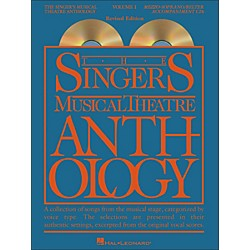 Hal Leonard The Singer's Musical Theatre Anthology for Mezzo-Soprano / Belter Volume 1 (2CDs) (740230)