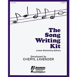 Hal Leonard The Song Writing Kit Book (44219016)