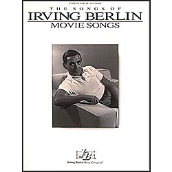 Hal Leonard The Songs Of Irving Berlin - Movie Songs arranged for piano, vocal, and guitar (P/V/G) (308090)