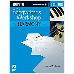 Hal Leonard The Songwriters Workshop Harmony Softcover with CD (50449519)