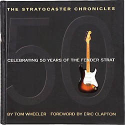 Hal Leonard The Stratocaster Chronicles (Book/CD) (331056)