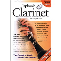 Hal Leonard The Tipbook Series - Clarinet (332803)