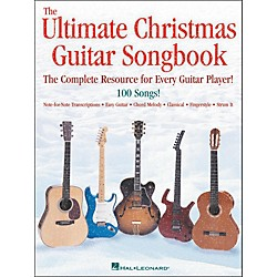 Hal Leonard The Ultimate Christmas Guitar Songbook (700185)