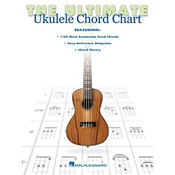 Hal Leonard The Ultimate Ukulele Chord Chart (102549)