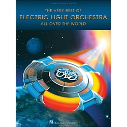 Hal Leonard The Very Best Of Electric Light Orchestra All Over The World arranged for piano, vocal, and guitar ( (306952)
