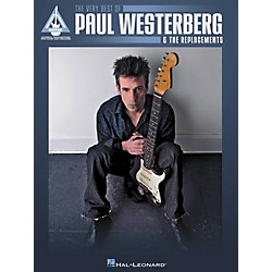 Hal Leonard The Very Best Of Paul Westerberg & The Replacements Guitar Tab Songbook (691036)