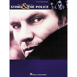 Hal Leonard The Very Best of Sting & The Police Piano, Vocal, Guitar Songbook (313102)