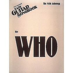 Hal Leonard The Who Anthology Easy Guitar Tab Book (704300)