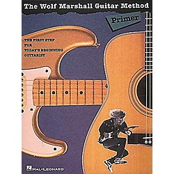 Hal Leonard The Wolf Marshall Guitar Method Primer Book (698976)