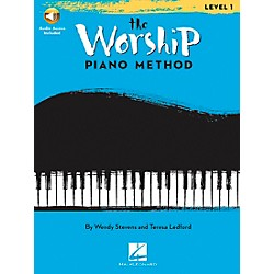 Hal Leonard The Worship Piano Method - Level 1 Book/CD (290591)