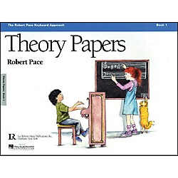 Hal Leonard Theory Papers Book 1 Revised (372244)