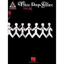 Hal Leonard Three Days Grace - One-X Guitar Tab Songbook (690871)
