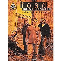 Hal Leonard Toad the Wet Sprocket Collection Guitar Tab Songbook (690030)