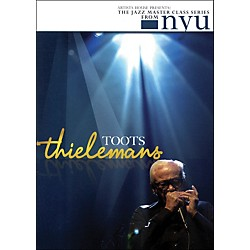 Hal Leonard Toots Thielemans - The Jazz Master Class Series From NYU (DVD) (320786)