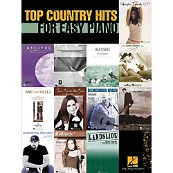 Hal Leonard Top Country Hits For Easy Piano (311152)