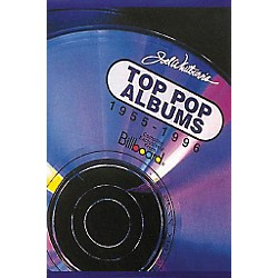 Hal Leonard Top Pop Albums 1955-1996 Hardcover Book (330234)