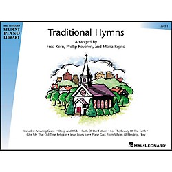 Hal Leonard Traditional Hymns Level 1 Hal Leonard Student Piano Library (296196)