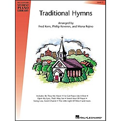 Hal Leonard Traditional Hymns Level 5 Hal Leonard Student Piano Library (296200)