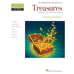 Hal Leonard Treasures by Eugenie Rocherolle - Hal Leonard Composer Showcase Late Elementary Piano Solo (296924)