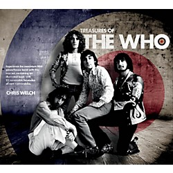 Hal Leonard Treasures of The Who Ref Book (333714)