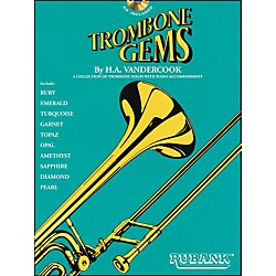 Hal Leonard Trombone Gems (Book/CD) (4470002)