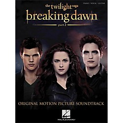 Hal Leonard Twilight: Breaking Dawn Part 2 for P/V/G (Piano/Vocal/Guitar) (116837)
