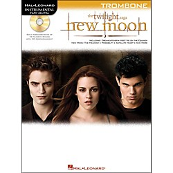 Hal Leonard Twilight: New Moon For Trombone - Instrumental Play-Along CD/Pkg (842464)
