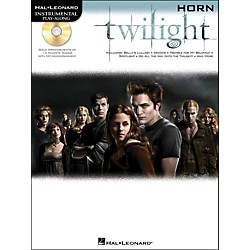 Hal Leonard Twilight For Horn - Music From The Soundtrack - Instrumental Play-Along Book/CD Pkg (842411)