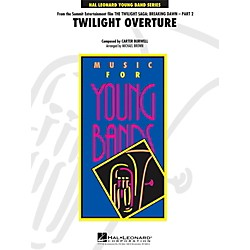 Hal Leonard Twilight Overture (From The Twilight Saga: Breaking Dawn - Part 2) Level 3 (4003524)