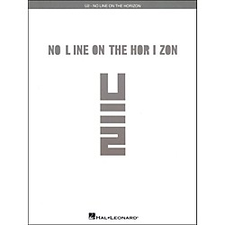 Hal Leonard U2 - No Line On The Horizon arranged for piano, vocal, and guitar (P/V/G) (307076)