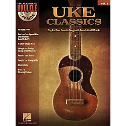 Hal Leonard Uke Classics - Ukulele Play-Along Series Volume 2 Book/CD (701452)