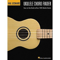 Hal Leonard Ukulele Chord Finder Book (695803)