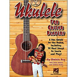 Hal Leonard Ukulele For Guitar Players Book/CD (696386)