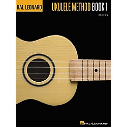 Hal Leonard Ukulele Method Book 1 (695847)