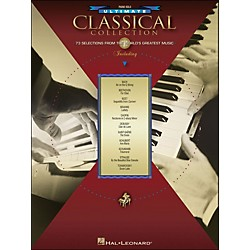 Hal Leonard Ultimate Classical Collection Piano Solo (311109)