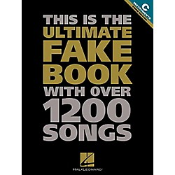 Hal Leonard Ultimate Fake Book #1 (240024)