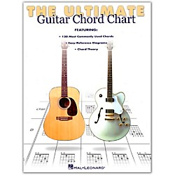 Hal Leonard Ultimate Guitar Chord Chart Book (695347)
