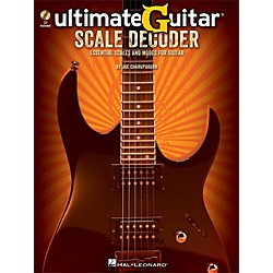 Hal Leonard Ultimate-Guitar Scale Decoder Book/CD (696607)