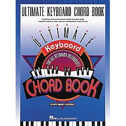 Hal Leonard Ultimate Keyboard Chord Book (290045)