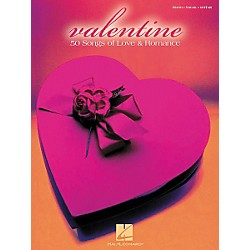 Hal Leonard Valentine Piano, Vocal, Guitar Songbook (310977)